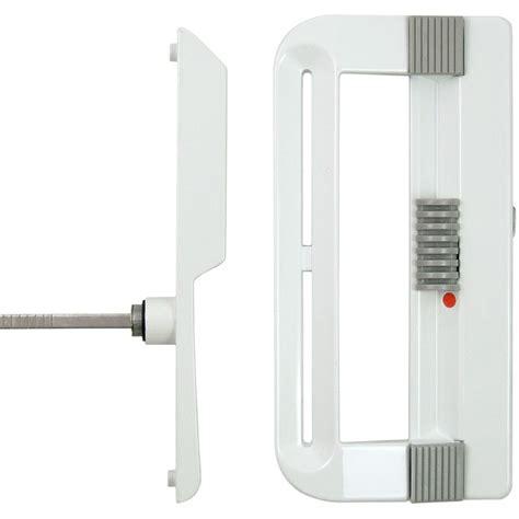 keyed patio door handle ideal security patio door handle set keyed white the