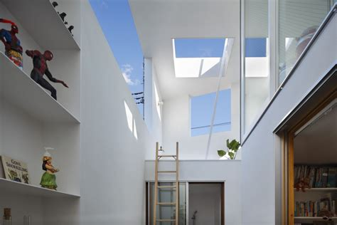 design house inside out inside out house by takeshi hosaka architects homedsgn