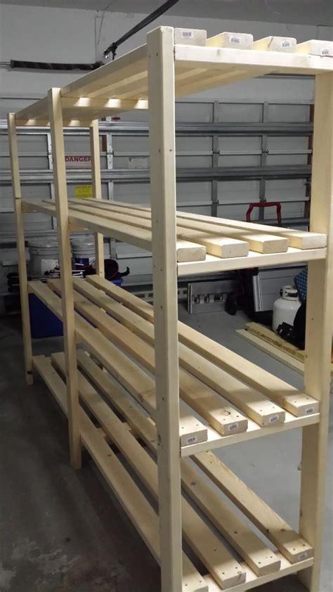 storage shelves for garage 25 best ideas about diy garage shelves on diy