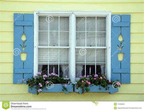 Cottage Home Plans tulip cottage window royalty free stock photo image