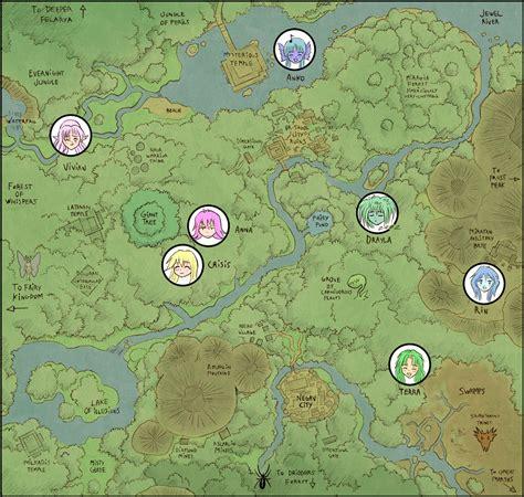 felarya free felarya map by karbo on deviantart