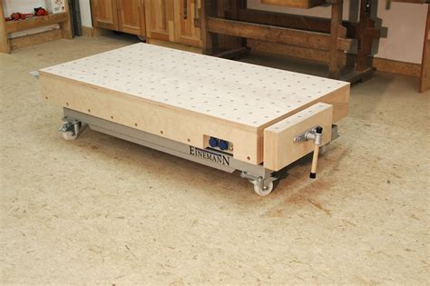 woodworking assembly table einemann assembly table mt3 4 woodworking assembly