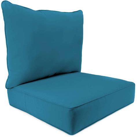 inexpensive patio chair cushions 2 seat boxed chair cushion