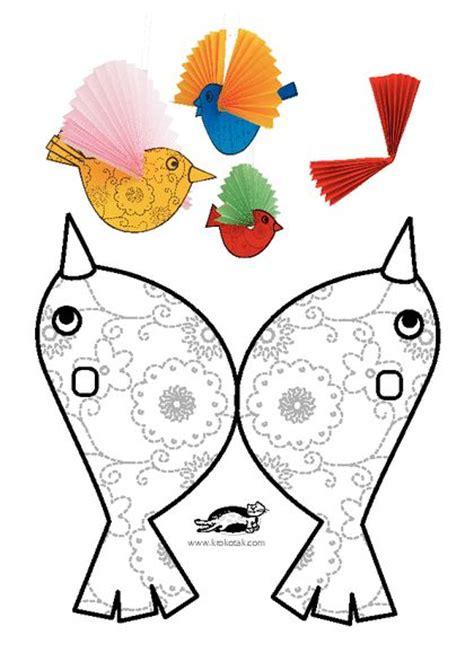 paper craft printable http print krokotak p x