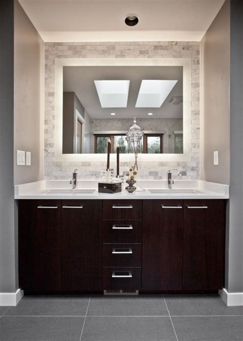 images of bathroom mirrors best 25 modern bathroom vanities ideas on