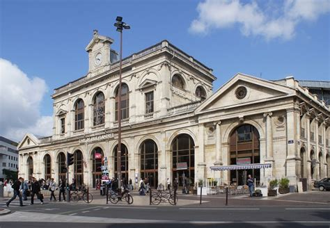 lille flandres station lille 1892 structurae