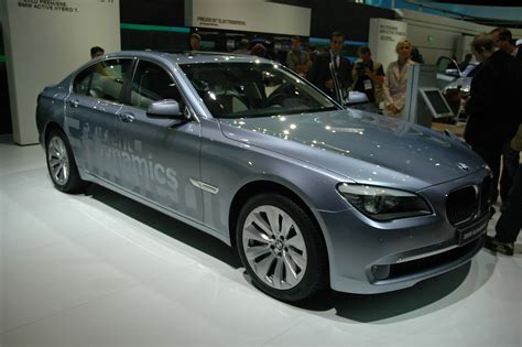 2009 Bmw 7 Series by Frankfurt 2009 Bmw 7 Series Activehybrid Photo Gallery