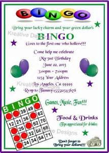 bingo party 02 luncheon pinterest