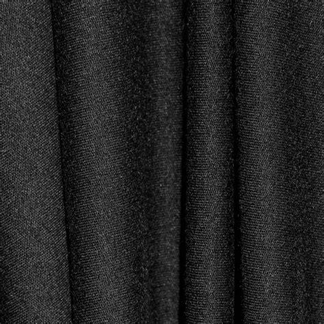 knit fabric australia kf250 bamboo interlock black metre