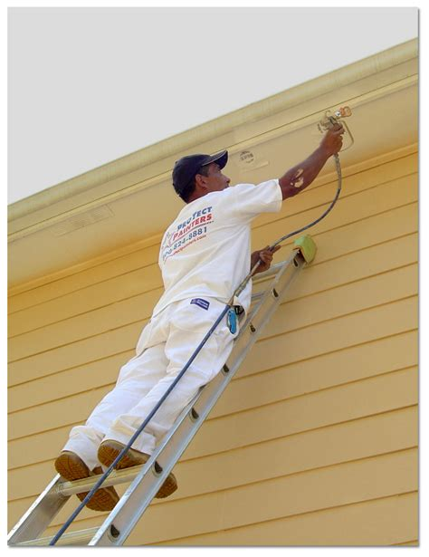 spray painter house painting a house diy vs professional house painting
