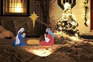 nativity decorations outdoor ultimate guide to different types of outdoor nativity sets