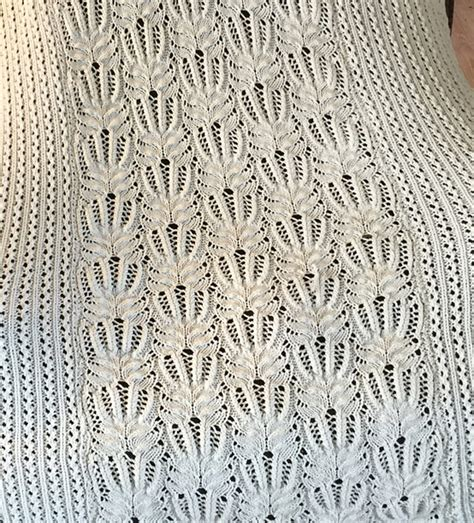 flower lace knitting pattern afghans in sections knitting patterns in the loop knitting