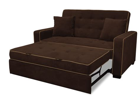 folding sleeper sofa brown tufted sleeper sofa with folding bed and arm in