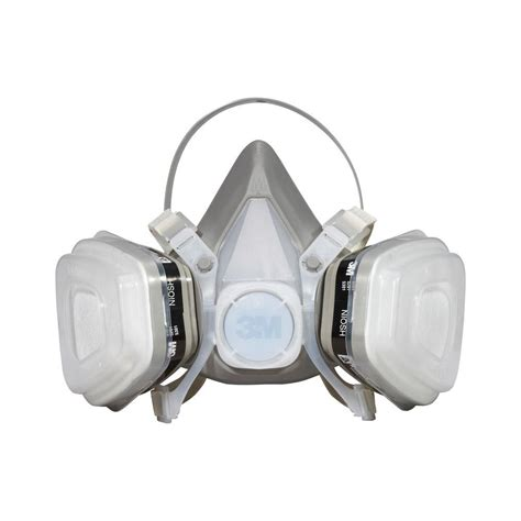 home depot paint mask 3m medium disposable paint project respirator mask