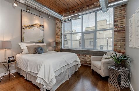 industrial bedroom design ideas 10 gorgeous industrial loft decor ward log homes