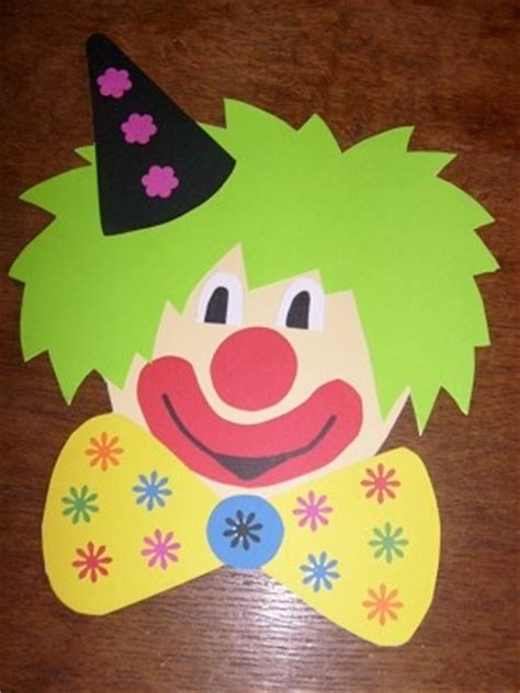 clown crafts for 1000 images about carnaval on carnival themed