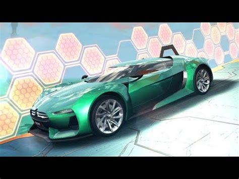 Citroen Gt Top Speed by Asphalt 8 Gt By Citroen 600km H Top Speed 100km H
