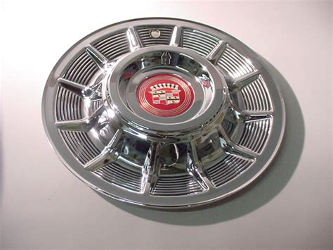 Cadillac Hubcaps For Sale by Used 1957 Cadillac Hubcaps