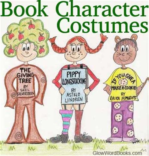 book character pictures storybook character costumes images