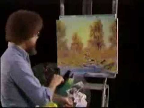 bob ross painting time lapse bob ross time lapse a walk in the woods season 1