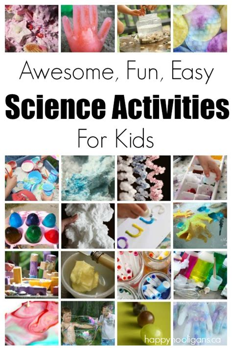 projects for toddlers science activities for happy hooligans