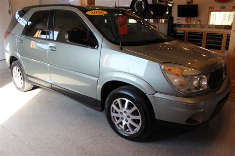 Buick Rendezvous 2006 by 2006 Buick Rendezvous Cx Biscayne Auto Sales Pre Owned