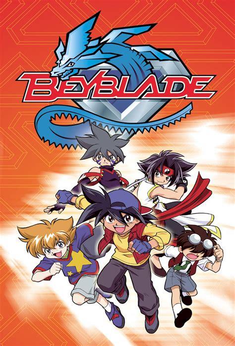 beyblade series beyblade tv show series