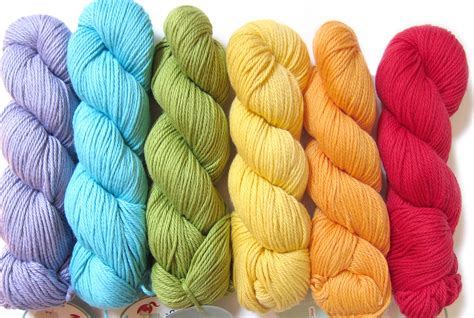 with yarn yarns for my new book arrived freshstitches
