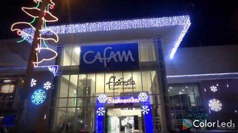 iluminacion y decoracion iluminaci 243 n y decoraci 243 n navide 241 a centro comercial cafam