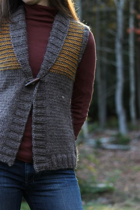 knit vest pattern 1000 images about sweaters shrugs vests on