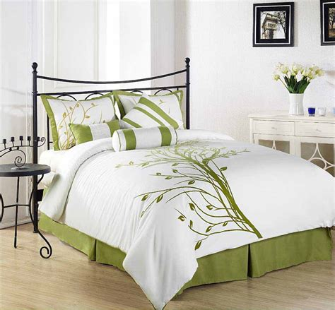 white bedroom comforter sets white and green modern bedroom comforter sets decoration