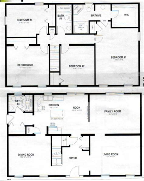 2 story home plans 2 story polebarn house plans two story home plans house plans and more house plans and