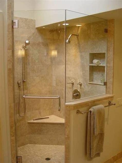 bathroom shower door ideas bathroom gorgeous corner shower stall with modern design temporarist