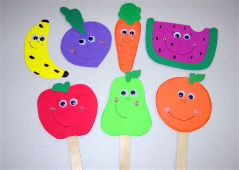 vegetable crafts for 17 best images about veggies templates on