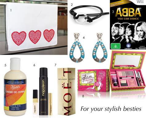 gift ideas for great gift ideas for your best friend