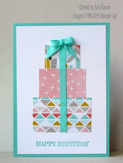 idea of birthday card 25 best ideas about diy birthday cards on