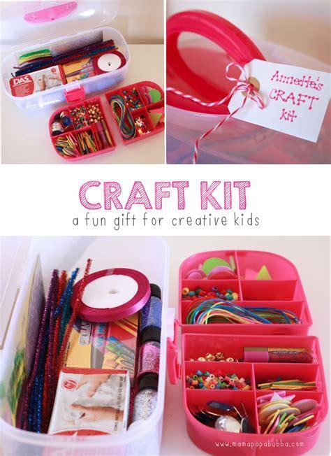crafting kits for craft kit gift papa bubba