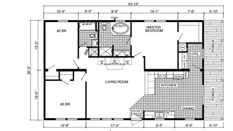 deer valley mobile home floor plans deer valley mobile home floor plans