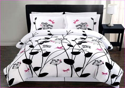 black and pink bedding set white and pink bedding sets home design architecture