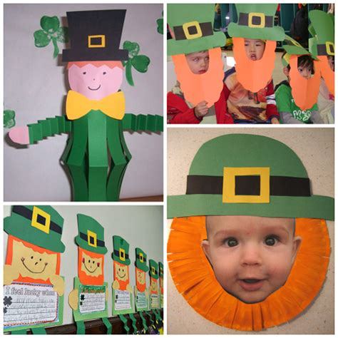 st patricks day craft leprechaun crafts for to make on st patty s day