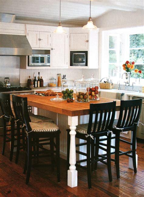 kitchen island seats 4 hanging around the kitchen island decohoms