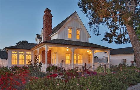 farmhouse style house napa farmhouse style home in california