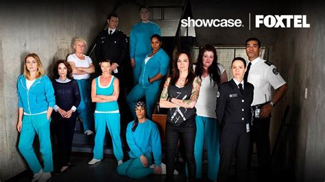 show on foxtel wentworth the with the cast of wentworth