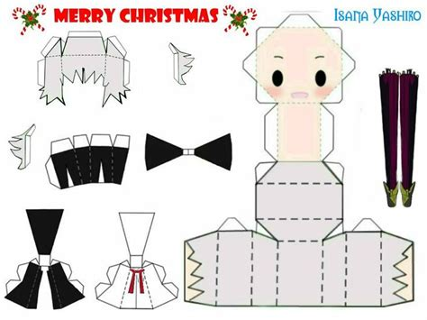 paper crafts anime best 20 papercraft anime ideas on
