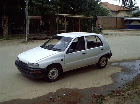 1990 Daihatsu Charade by Sky1318 S 1990 Daihatsu Charade In Santa