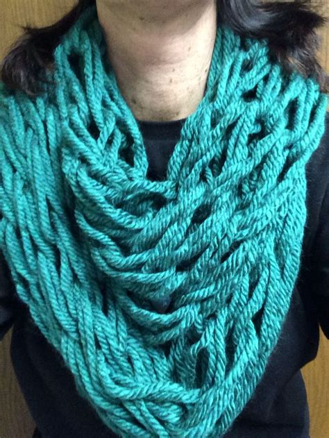 arm knitting scarf arm knit infinity scarf infinity scarf colors