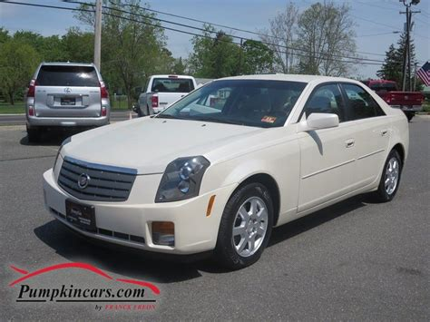2005 Cadillac Cts 3 6 by 2005 Cadillac Cts V6 3 6 Liter In New Jersey Nj Stock