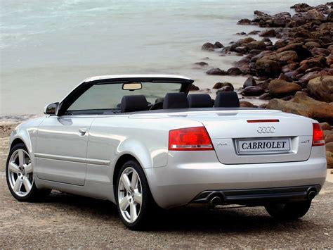 2008 Audi A4 Convertible by Audi A4 Cabriolet Specs Photos 2005 2006 2007 2008