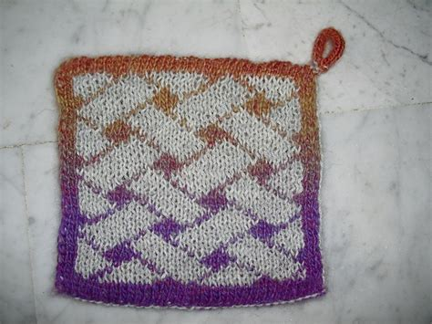 knit potholder 17 best images about knitting on free