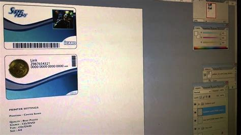 how to make a pvc id card epson pvc id card tray tutorial